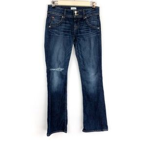 Hudson Signature Bootcut Jeans Size 25 Womens